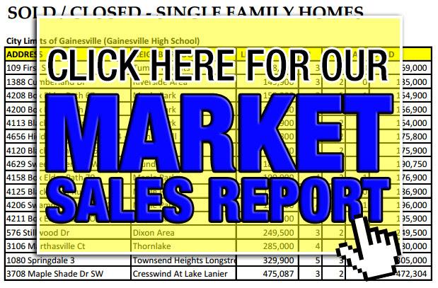 April 16 - 30 Market Report - MS Gulf Coast