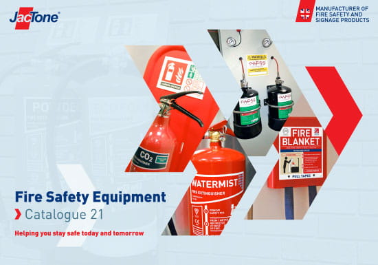 Jactone Fire Safety Equipment Catalogue 21